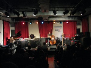 Anthony Pateras at Jazzclub Karlsruhe
