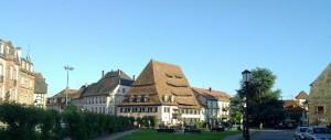La Maison du Sel en Wissembourg