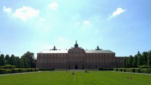 Back Side of Rastatt Castle