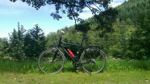 Gudereit LCR Trekking Series bicyle