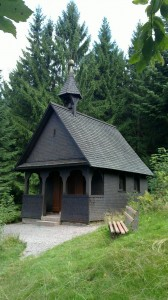 Wendelinskapelle near Bosenstein