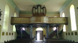 ...et son orgue.