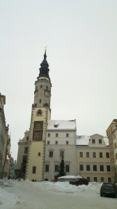 Medieval Town-hall