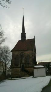 Multi-level chapel chapel