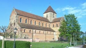 The minster of Schwarzach