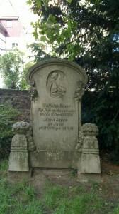 Sauer Memorial in Frankfurt (O)
