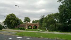 Küstrin Fortress, »Berlin Gate«
