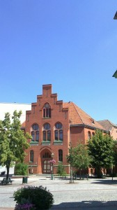 Courthouse in Schwedt (Oder)