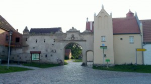Penkun Castle