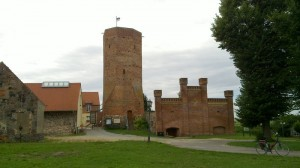 Castle in Löcknitz