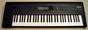 Korg Wavestation (Matt Perry, Creative Commons Attribution-Share Alike Generic)