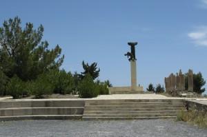 Denkmal bei Ano Viannos