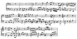 Kerckhoven - Fantasia in d