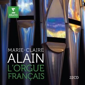 Orgue Francais - Marie-Claire Alain