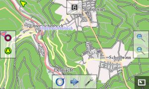 Unterreichenbach in Monav (data by osm and contributors, CC-by-SA)