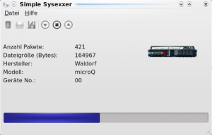 Simple Sysexxer 0.2